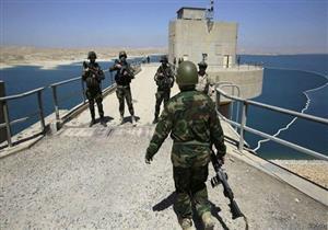 القوات العراقية تسيطر على سد الموصل ومناطق كانت تخضع لسيطرة البيشمركة في نينوى