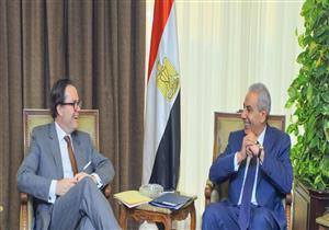 قابيل: 1.5 مليار يورو حجم التبادل التجاري بين مصر وفرنسا خلال 8 أشهر