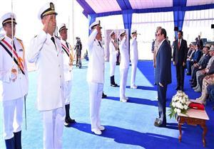 لواء بحرى يكشف أسباب تعزيز مصر من قدراتها العسكرية