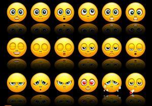 أثر استخدام الإيموشن خلال محادثة العمل