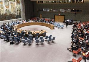 مجلس الأمن الدولي يدين حادث الواحات الإرهابي