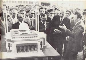 مسجد الأمير عبدالقادر.. تحفة معمارية بأيدي مصرية وعربية