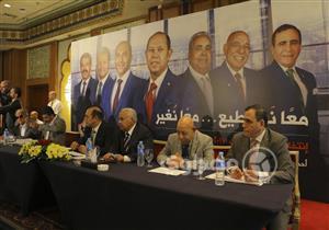 مؤتمر أحمد سليمان للاعلان عن قائمته