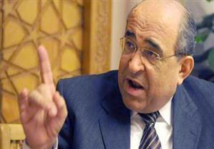 """مصطفى الفقي: مبارك حرص في مفاوضاته مع """"صندوق النقد""""على عدم الضغط على المواطن"""