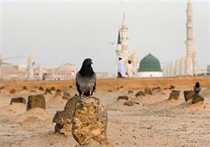 لماذا مشى النبي على أطراف أنامله في جنازة خادمه؟