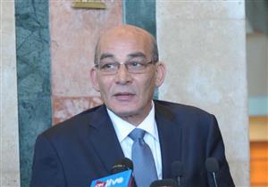 """""""البنا"""" يناقش مع وزير إماراتي سُبل التعاون في مجال التبادل الزراعي"""