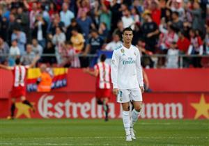 الدوري الإسباني.. (ريال مدريد 1 - جيرونا 2)