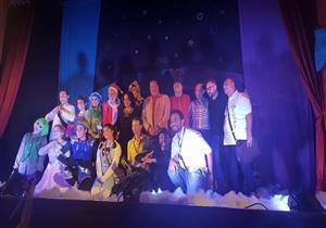 طلاب طب عين شمس يحصدون الجوائز الأولى في مهرجان المسرح الدولى للجامعات بطنجة