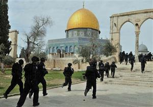 """الاحتلال الإسرائيلي يمنع الأطفال الفلسطينيين من اللعب في ساحات """"الأقصى"""""""