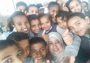 """""""شيماء"""" من الشيخ زويد.. معلمة رياضيات على خطى المُلهمين في التعليم"""