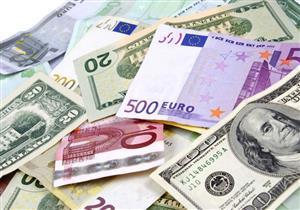 """""""الجمارك"""" تعلن أسعار العملات الأجنبية مقابل الجنيه حتى نهاية نوفمبر"""