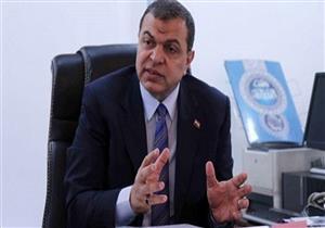 """""""القوى العاملة"""" يبحث مع نظيره العراقي صرف المعاشات التقاعدية المتأخرة"""