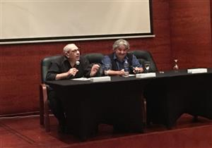 مخرج فلسطيني: تعلمت مناقشة القضايا الإنسانية في أعمالي من معماري مصري