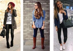 للفتاة الجامعية.. هذه هي الأحذية الشبابية الأنسب للشتاء