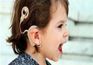 منها شلل الوجه.. 4 مخاطر تسببها زراعة قوقعة الأذن لطفلِك
