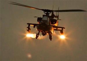 مقتل 10 تكفيريين في قصف جوي واشتباكات بالشيخ زويد ووسط سيناء