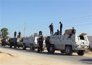 مقتل 10 إرهابيين في الشيخ زويد ووسط سيناء
