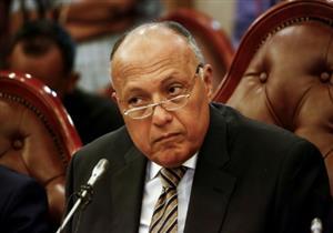 وزير الخارجية: الأزمة القطرية كما هي والدوحة لم تعترف بأخطائها