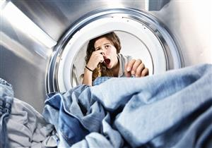 كيف تتخلصين من الروائح الكريهة لغسالة الملابس؟