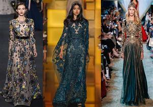 بالصور.. هذه الفساتين من توقيع إيلي صعب تناسب المحجبات