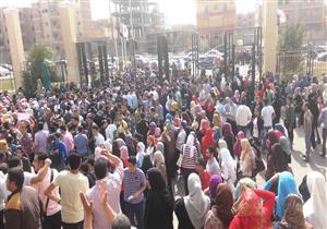 """""""الرشيدي"""" يكشف لـ """"مصراوي"""" عن تفاصيل واقعة اعتصام طلاب جامعة النهضة"""