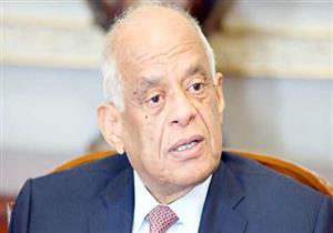 """رئيس البرلمان يؤكد لـ""""حبيب الصدر"""" موقف مصر الداعم لوحدة وسيادة العراق"""