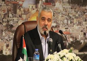 مبعوث سويسري يبحث مع هنية في غزة تطورات المصالحة الفلسطينية