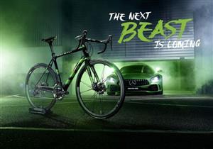 بالصور..AMG تقدم دراجة هوائية فاخرة للسباقات بـ145 ألف جنيه