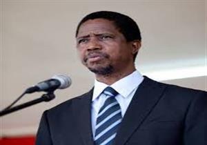 رئيس زامبيا يصل القاهرة في زيارة رسمية