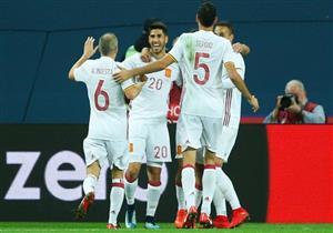 أهداف (روسيا 3-3 إسبانيا) مباراة ودية