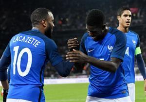 أهداف (ألمانيا 2-2 فرنسا) مباراة ودية