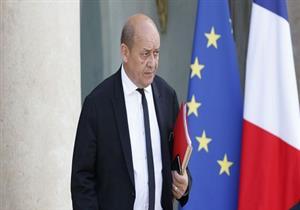 وزير خارجية فرنسا يتوجه إلي السعودية في زيارة تستغرق يومين