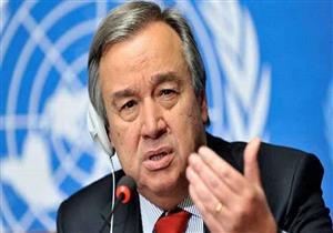 أمين عام الأمم المتحدة يدعو كافة الأطراف في زيمبابوي إلى ضبط النفس