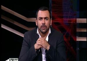 يوسف الحسيني يدافع عن شيرين رغم إسائتها لمياه النيل-فيديو
