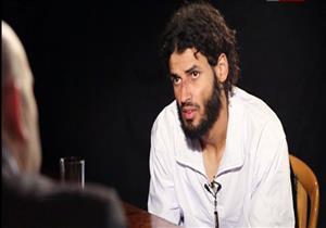 """عماد أديب ينشر صورة جثة الإرهابي """"حاتم"""" قائد عملية الواحات - فيديو"""