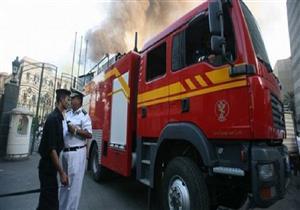 مفاجأة في حريق الـ10 دقائق داخل وزارة الزراعة بالدقي