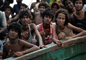 الأمم المتحدة: أقلية الروهينجا تبني رماثات للفرار من ميانمار