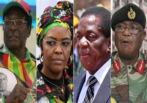 اللاعبون الرئيسيون في أزمة زيمبابوي