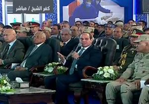 السيسي: في 30 يونيو 2018 سينتهي تنفيذ كل المشروعات التي وعدت بها المصريين