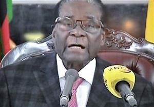 الحزب الحاكم في زيمبابوي يعطي موغابي مهلة للاستقالة