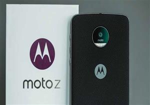 موتورولا تطلق طابعة صور فورية لهواتف Moto Z