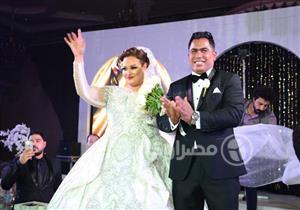 """39 صورة من حفل زفاف """"ويزو"""" نجمة مسرح مصر"""