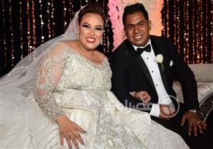 "بالصور - دياب يُشعل حفل زفاف ""ويزو"" وشريف حسني"