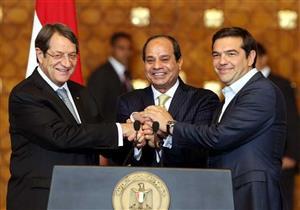 بدء اجتماعات القمة الثلاثية الخامسة بنيقوسيا بمشاركة الرئيس السيسي