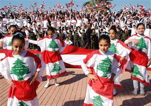 لبنان يحتفل بالذكرى الـ 74 للاستقلال وسط أزمة استقالة الحريري