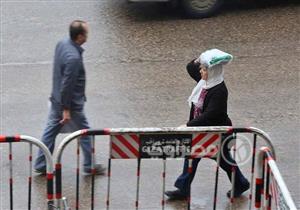 ألبوم صور| موجة طقس سيئ وأمطار تضرب المحافظات