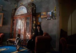 """المزار.. ما تبقى من ضحايا """"مذبحة ليبيا"""" (قصة مصورة)"""