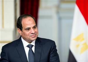 """السيسي يبحث هاتفيًا مع رئيس لبنان أزمة استقالة """"الحريري"""""""