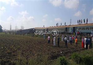 تأجيل محاكمة المتهمين في تصادم قطارين بالإسكندرية