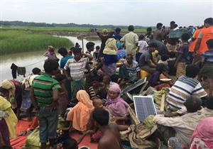 منظمة: وفاة 9 آلاف شخص على الأقل من الروهينجا جراء العنف خلال شهر